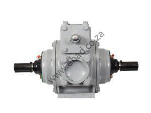 YB65 Double Shaft Vane Pump