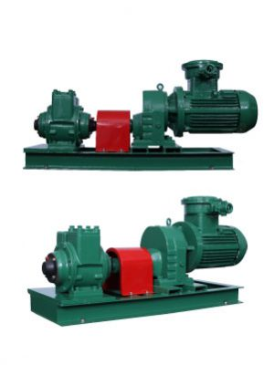 High-speed-transfer-pump