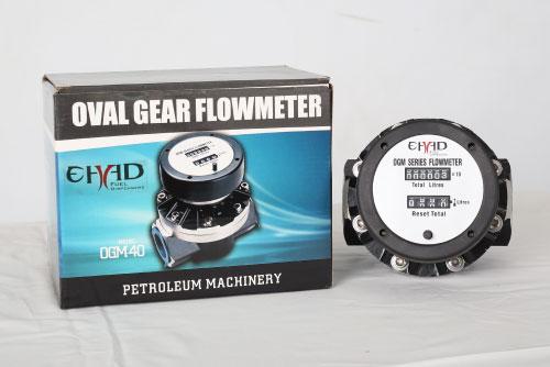 Mechanical Oval gear flow meter-A-40