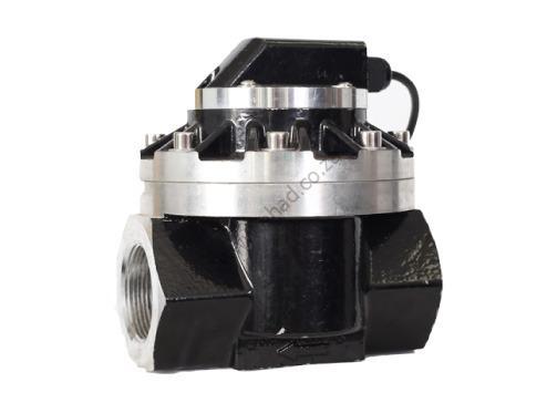 Oval gear flow meter 40 Pulser