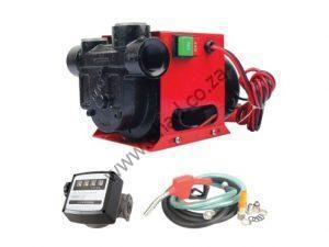 70/L min Transfer pump set 12/24v