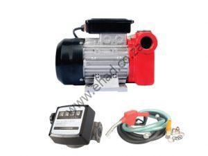 80/L min Transfer pump set 220v