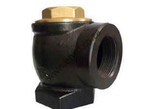 Fuel Dispenser Angle Check Valve